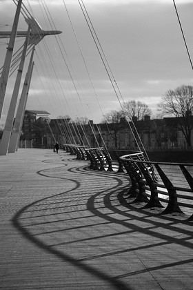 Millenium Walk, Cardiff 